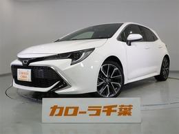トヨタ カローラスポーツ 1.2 G Z