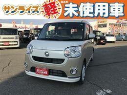 ダイハツ ムーヴキャンバス 660 G メイクアップ リミテッド SAIII 4WD WEB商談可 届出済未使用車 4WD