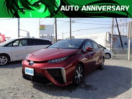 トヨタ MIRAI ベースモデル 白革 1500W 外部給電システム1オーナー!