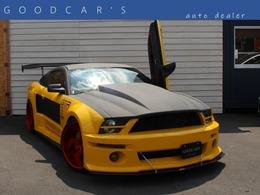 フォード マスタング GT エアサス ガルウィング