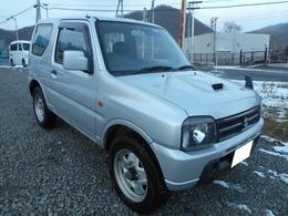 スズキ ジムニー 660 XG 4WD シャーシーアンダーガード塗装施工済み