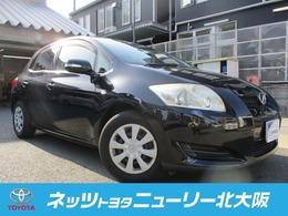 トヨタ オーリス 1.5 150X Mパッケージ HDDナビ ワンセグ ETC