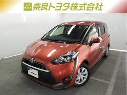 トヨタ シエンタ 1.5 X TSS付・CDチューナー・ETC・片側電動スラ
