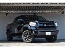 米国トヨタ タンドラ クルーマックス 4WD オフロードPKG リフトアップカスタム 新車並行車