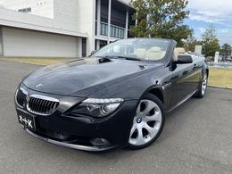 BMW 6シリーズカブリオレ 650i ナイトビューアシスト ソフトクローズドア