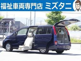トヨタ アイシス 2.0 L ウェルキャブ サイドリフトアップシート車 Bタイプ パノラマB ETC スマートキー クレーン