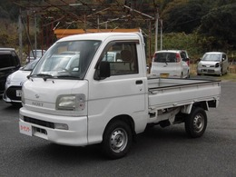 ダイハツ ハイゼットトラック 660 エアコン・パワステスペシャル 3方開 4WD 5MT