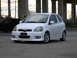 トヨタ ヴィッツ 1.3 RS 5MT ローダウン ETC