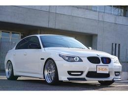 BMW 5シリーズ 530i Mスポーツパッケージ エナジーエアロ加工