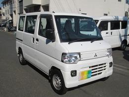 三菱 ミニキャブバン 660 CD ナビ CD ラジオ フォグランプ