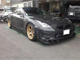 日産 GT-R 3.8 プレミアムエディション 4WD HKS製GT1000フルタービンキット