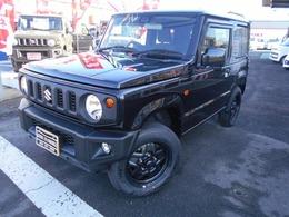 スズキ ジムニー 660 XL スズキ セーフティ サポート 装着車 4WD 7インチナビ/ETC/スマートキー