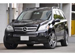 メルセデス・ベンツ GLクラス GL550 4マチック 4WD SR 黒革 社外ナビ 社外22インチAW