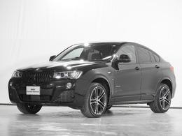 BMW X4 xドライブ28i Mスポーツ 4WD 地デジ レザーシート ワンオーナー