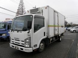 いすゞ エルフ 3.0 フルフラットロー ディーゼルターボ 2トン積み冷凍車 -7℃設定 ETC HSA ASR