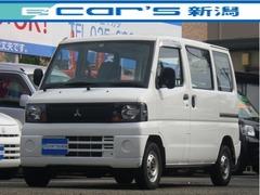 三菱 ミニキャブバン の中古車 660 CS 4WD 新潟県新潟市中央区 12.8万円