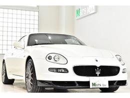 マセラティ クーペ グランスポーツ MCビクトリー 正規D車 日本割当10台限定車 クラッチ9割残