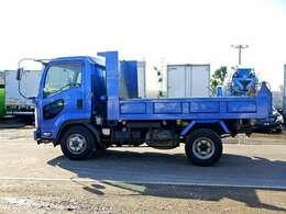 車両総重量7970kg 最大積載量3600kg