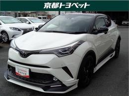 トヨタ C-HR 1.2 G-T モード ネロ トヨタ認定中古車