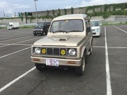 スズキ ジムニー 550 インタークーラーターボ パノラミックルーフ 4WD 自社ローン可 AC付