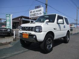 スズキ ジムニー 660 ランドベンチャー 4WD リフトアップ/革調シート/ナビテレビ