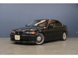 BMWアルピナ B3 3.3 リムジン スイッチトロニック 社外HDDナビ本革シートETCサンルーフ