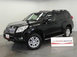 トヨタ ランドクルーザープラド 4.0 TZ-G 4WD 7人乗り・フルセグ付HDDナビ
