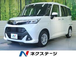 トヨタ タンク 1.0 X S スマートアシスト クリアランスソナー
