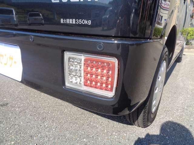 社外LEDテール付です。
