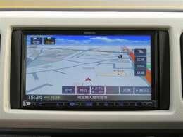 メモリーナビにはCD、ワンセグTVの視聴が可能です!また、USB・AUX接続も付いていますので、スマホにつなげてお気に入りの音楽が車内で楽しむことができます♪