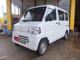 三菱 ミニキャブバン 660 CD ハイルーフ 4WD オートマ 切替4WD
