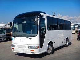 日野自動車 リエッセ 29人乗りバス エアサス スイング式自動扉 観光仕様 観光バス アルミホイール