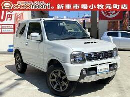 スズキ ジムニー 660 クロスアドベンチャー 4WD 1年保証付 シートヒーター  4WD