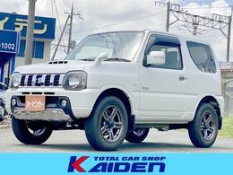 スズキ ジムニー 660 クロスアドベンチャー 4WD 限定車 専用赤ステッチシート&専用AW