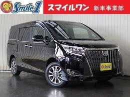 トヨタ エスクァイア 2.0 Gi プレミアムパッケージ ブラックテイラード 新車/装備10点付 10型サイバーナビ