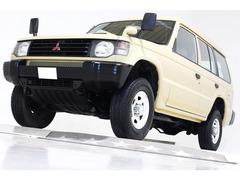 三菱 パジェロ の中古車 2.8 キックアップルーフ XEバン ディーゼルターボ 4WD 群馬県伊勢崎市 116.0万円