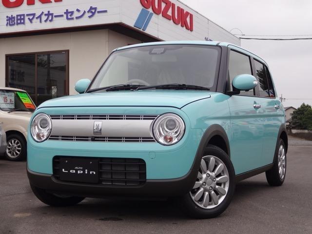 池田マイカーセンターのお車をご覧いただき、ありがとうございます!当店オススメの【ラパン】です★