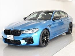 BMW M5コンペティション 4.4 4WD 後期OP黒革カーボンB B&W MドラRエンタメ