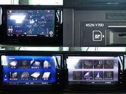 ナビ「NSZN-Y70D」を装備しております。道を覚えるのが苦手な人も安心して下さい☆