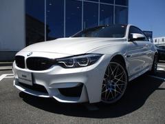 BMW M4クーペ の中古車 コンペティション M DCT ドライブロジック 岐阜県羽島郡岐南町 840.0万円