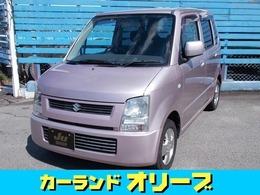 スズキ ワゴンR 660 FT 4WD 運転席シートヒーター ABS キーレス CD