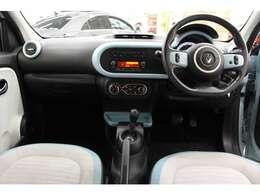 フランス車ならではのカラーセンスが満載の素敵なお車のご紹介です。