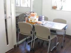 商談スペースもお客様に心地よくお過ごしいただけるように心がけております!【HP】http://mikami-motors.com/