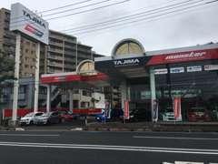 JR千葉駅より車で3分の好立地に店舗がございます。