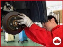 近畿運輸局指定整備工場を併設!車検、整備、なんでもお気軽にご相談ください!