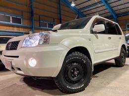 日産 エクストレイル 2.0 X エクストリームレザー 4WD HID スマートキー BFGオールテレン新品