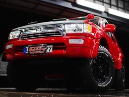 トヨタ ハイラックスサーフ 3.0 SSR-X ワイドボディ ディーゼルターボ 4WD USオフロードSTYLE