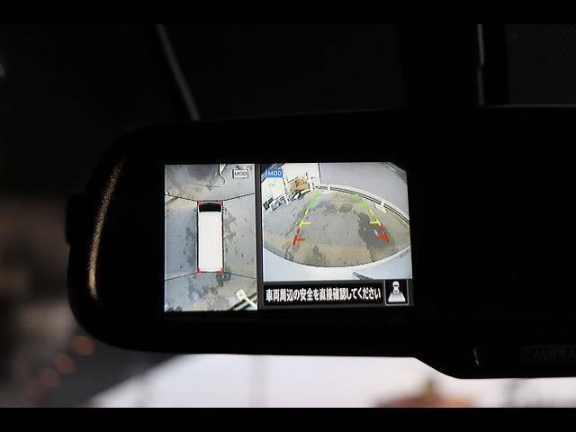 バックカメラを装備しておりますので車庫入れが不安な方でも後方確認が容易に行えます。