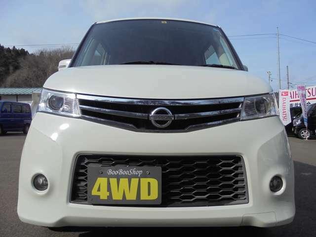 平成23年式/ハイウェイスター/CVT4WD/純正HID/走行7.7万K/タイミングチェーン