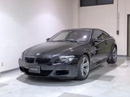BMW M6 5.0 後期 赤レザー コンフォートアクセス